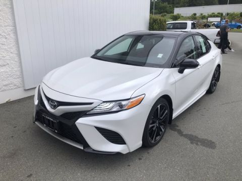 New 2020 Toyota Camry XSE AWD 4dr Car
