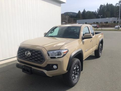 New 2020 Toyota Tacoma TRD Off-Road 4WD Extended Cab Pickup