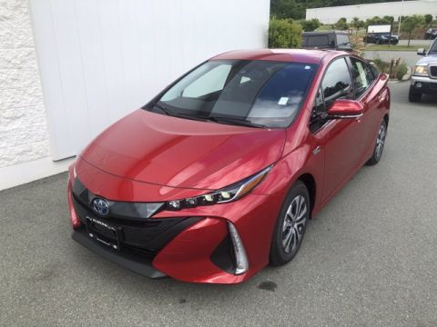 New 2020 Toyota Prius Prime FWD Hatchback
