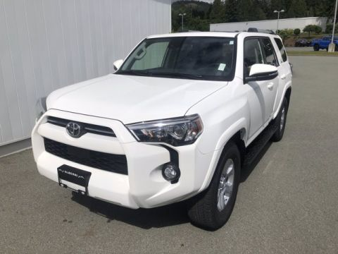New 2020 Toyota 4Runner 4WD Sport Utility
